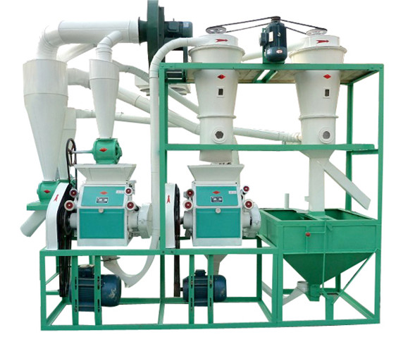 15TPD Wheat Flour Production Line